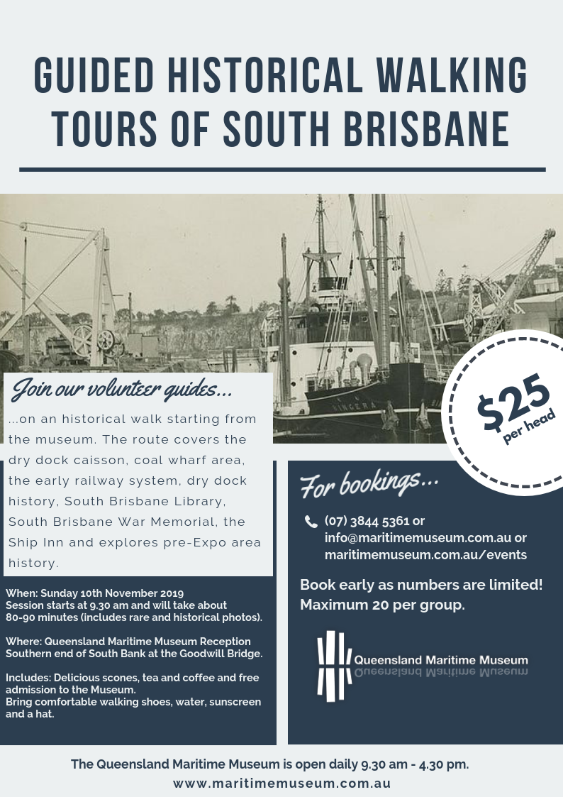 Guided Historical Walking Tour