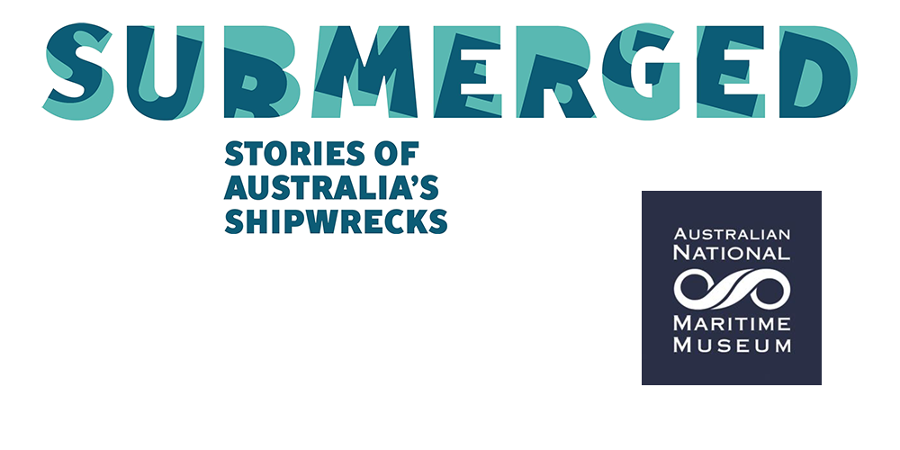 Submerged - Stories of Australia's Shipwrecks